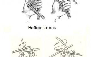 Як в`язати шарф?