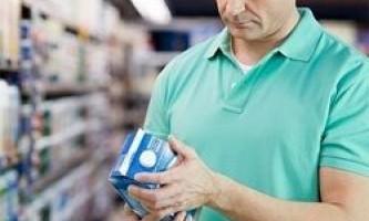 Як вибирати молочну продукцію