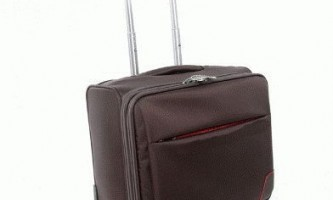 Як вибрати валізу на коліщатках?