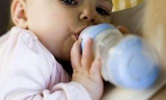 Як вибрати дитячу пляшечку