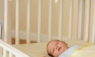 Як вибрати дитяче ліжечко