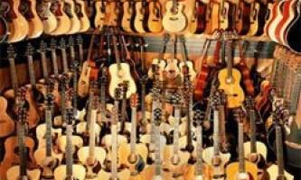 Як вибрати гітару