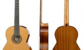 Як вибрати класичну гітару