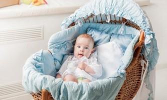 Як вибрати ліжечко для новонародженого?