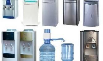 Як вибрати кулер для води?