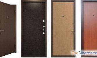 Як вибрати металеві вхідні двері