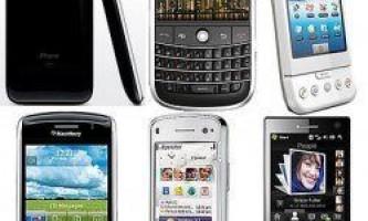 Як вибрати мобільний телефон?