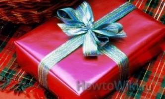 Як вибрати подарунок на новий рік?