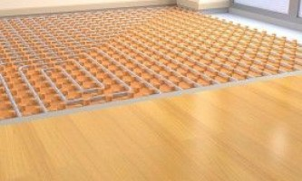 Як вибрати покриття для теплої підлоги
