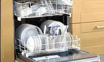 Як вибрати посудомийну машину?