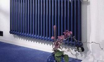 Як вибрати радіатори опалення в квартиру