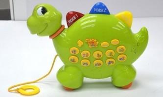 Як вибрати розвиваючі іграшки дитині до року