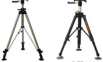 Як вибрати штатив для фотоапарата