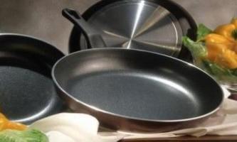 Як вибрати сковороду для будинку?