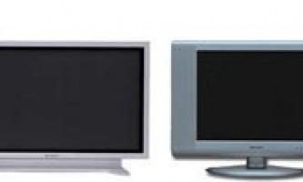 Як вибрати телевізор за технічними характеристиками
