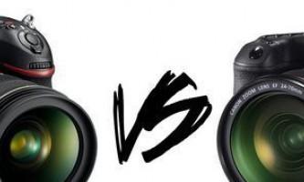 Як вибрати дзеркальний цифровий фотоапппарат