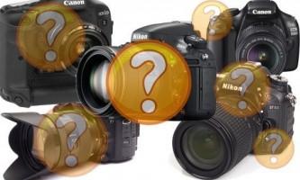 Як вибрати дзеркальний фотоапарат?