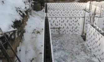 Як заливати бетон в зимовий період