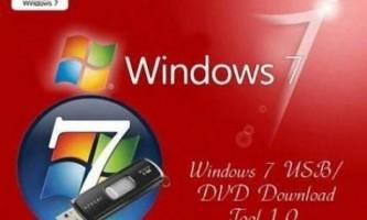 Як записати образ windows 7 на флешку?