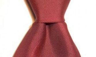 Як зав`язати краватку