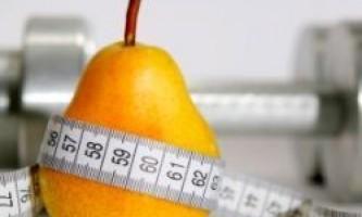 Як звучить формула схуднення?