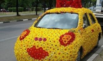 Яка машина потрібна жінці?