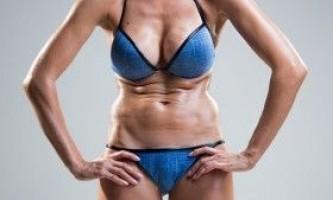 Які вправи і процедури для обвислій грудей найефективніші