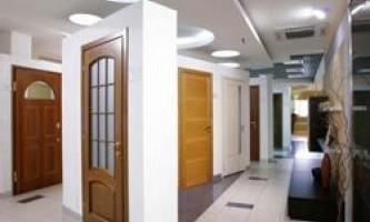 Які встановити міжкімнатні двері