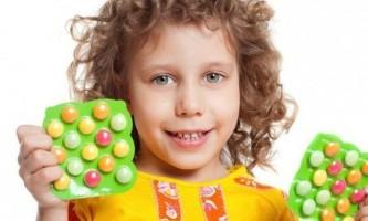 Які вітаміни краще вибрати для дітей 7 років?