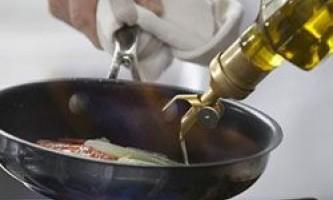 Яке масло краще для приготування їжі?