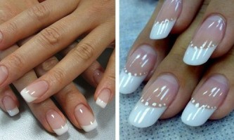 Яке нарощування нігтів краще