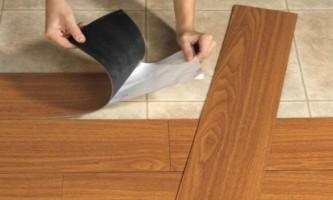 Який підлогу краще зробити на кухні?