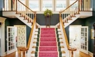 Який вибирати стать для внутрішніх сходів?