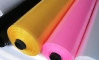 Який вибрати натяжна стеля: пвх або тканинний