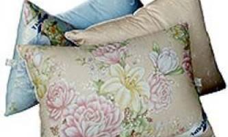 Яку вибрати подушку