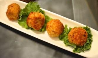Картопляні кульки - рецепт