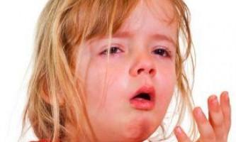 Кашель у дитини без температури - що робити?