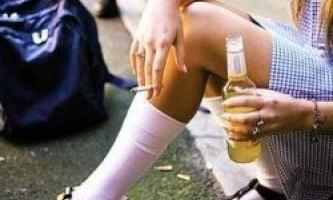 Кіно штовхає підлітків на пияцтво