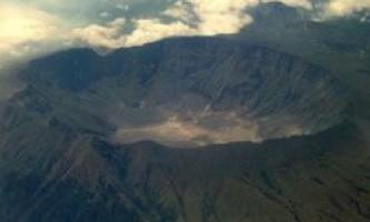 Коли було найбільше виверження вулкана?