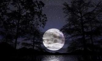 Коли місяць віщує