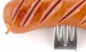 Ковбаси та бекон викликають рак