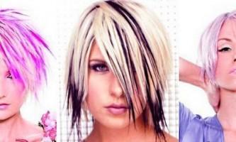 Колорування волосся