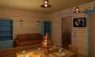 Кімната відпочинку в лазні: планування та облаштування