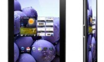Компанія lg представляє свій перший lte-планшет
