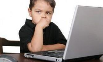Комп`ютер і дитина