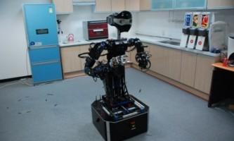 Корейці створили робота, який виконує домашню роботу