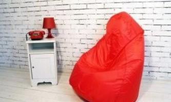 Крісла та пуфи для дому та дачі