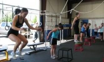 Кроссфіт: програма тренінгу для жінок
