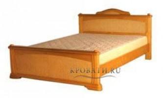 Ліжко для спальної кімнати: як зробити правильний вибір?