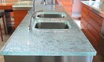 Кухонна стільниця: яку вибрати?